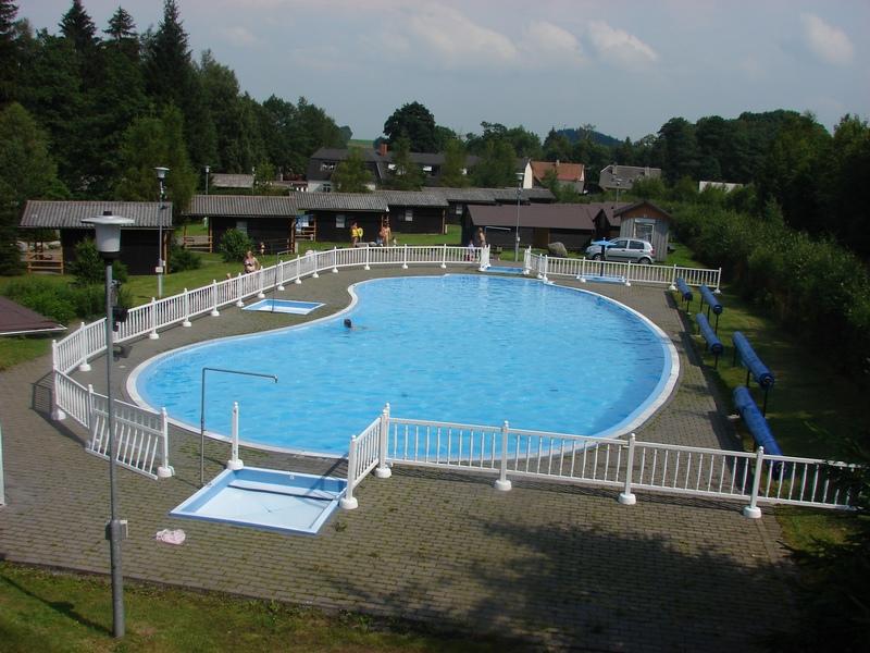 Bazén CampBorová***